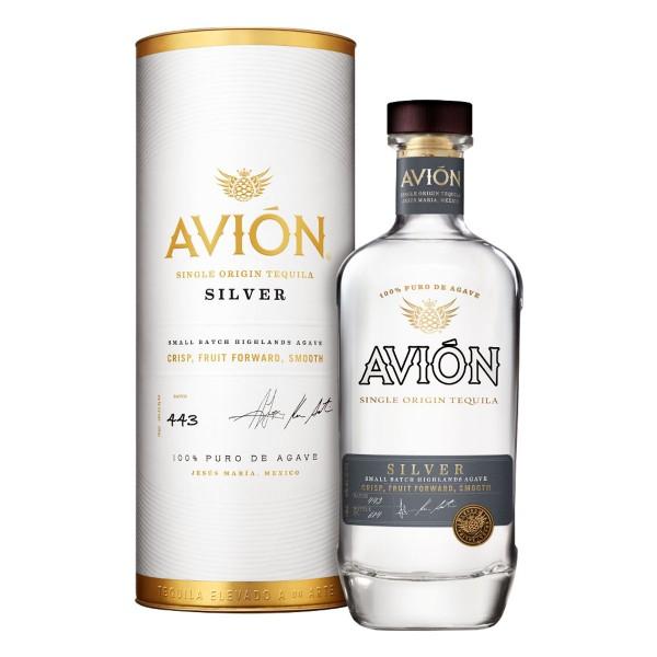 Avión Silver Blanco Tequila 40% (1 x 0.7 l)