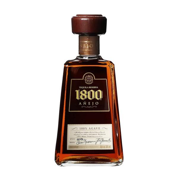 José Cuervo 1800 Tequila Añejo 38% (1 x 0.7 l)