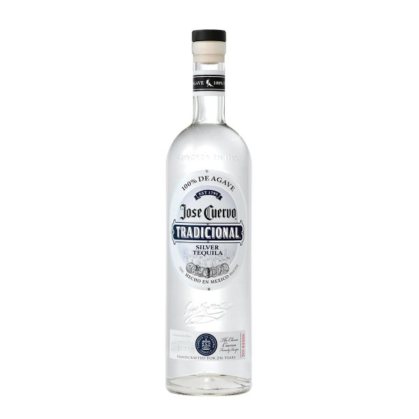 José Cuervo Tradicional Silver Tequila 38% (1 x 0.7 l)
