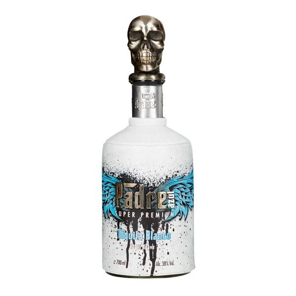 Padre Azul Blanco Tequila 38% (1x 0.7 l)