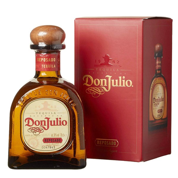 Don Julio Tequila Reposado 38% (1 x 0.7 l)