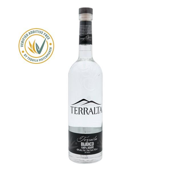 Tequila Terralta Blanco 55% | 110 Proof (1 x 0.7 l)