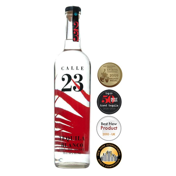 Calle 23 Tequila Blanco 40% (1 x 0.7)