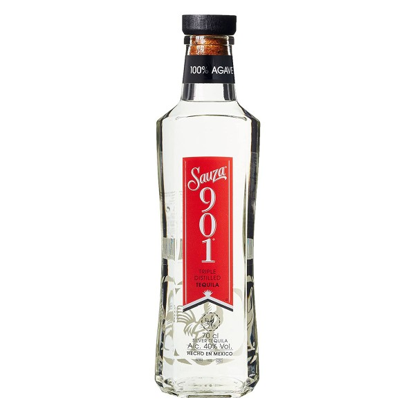 Sauza 901 Triple Distilled Tequila 40% (1 x 0.7 l)