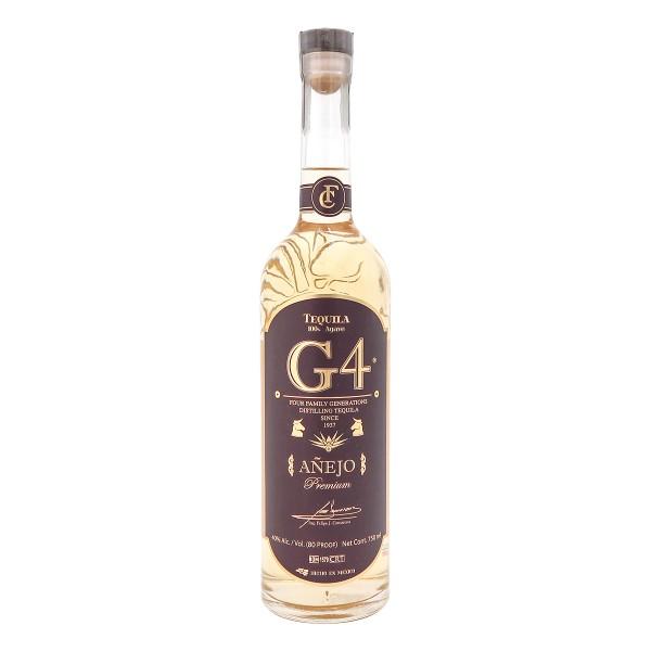 G4 Tequila Añejo 40% (1 x 0.7 l)