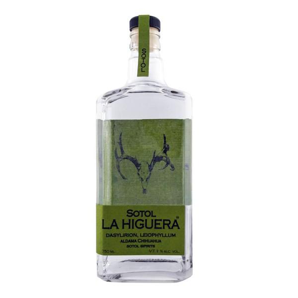Sotol La Higuera Leiophyllum 48% (1 x 0.7 l)