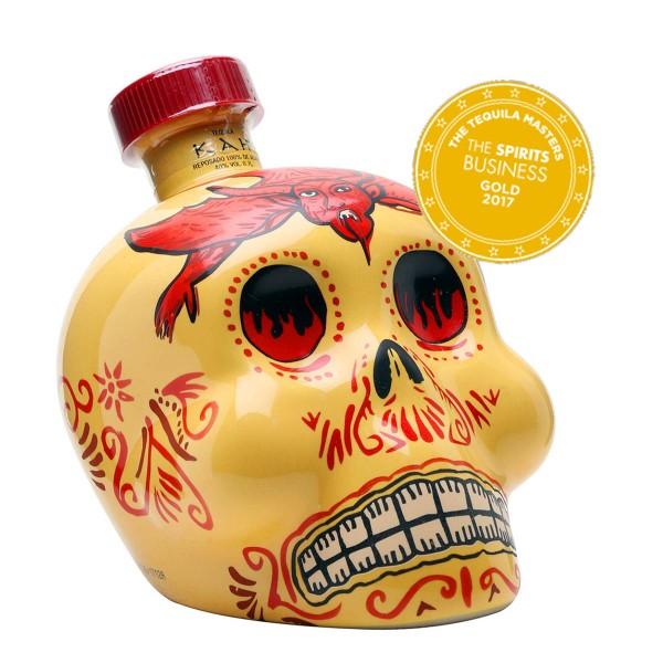 Kah Tequila Reposado 40% (1 x 0.7 l)
