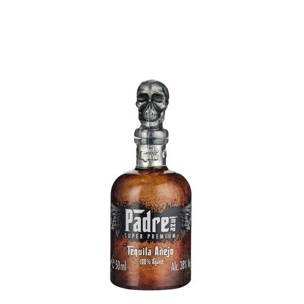 Padre Azul Añejo Tequila Miniatur 38% (1x 0.05 l)