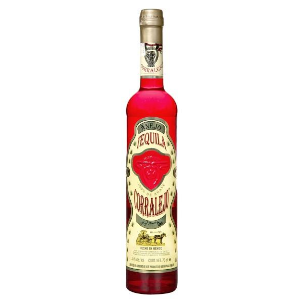 Corralejo Tequila Añejo 38% (1 x 0.7 l)