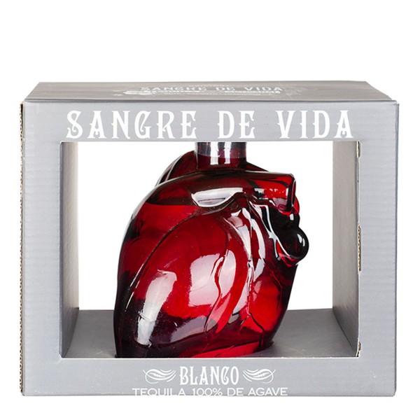 Sangre de Vida Corazón Blanco Tequila 40% (1 x 0.7 l)