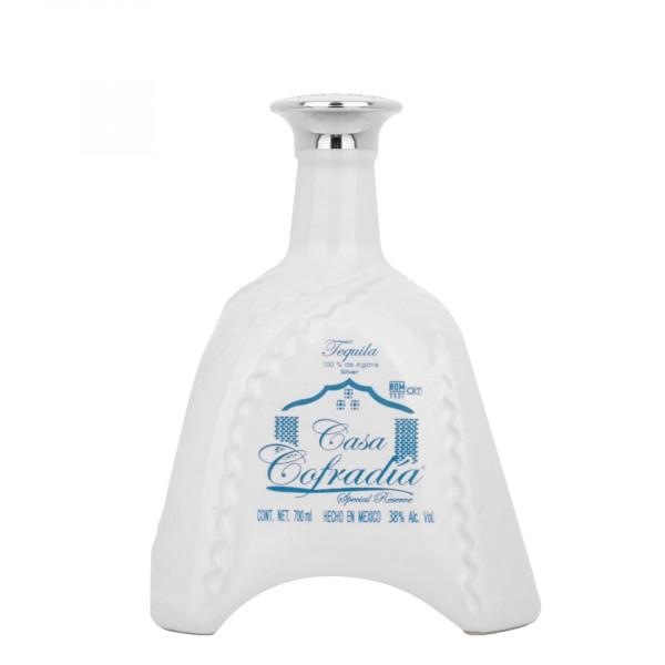 Casa Cofradia Tequila Special Reserve Silver 38% (1 x 0.7 l)