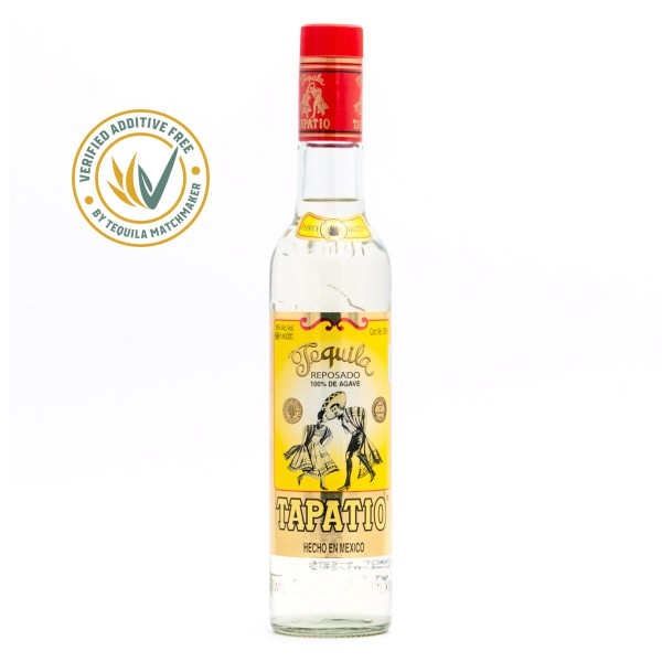 Tapatio Tequila Reposado 38% (1 x 0.5 l)