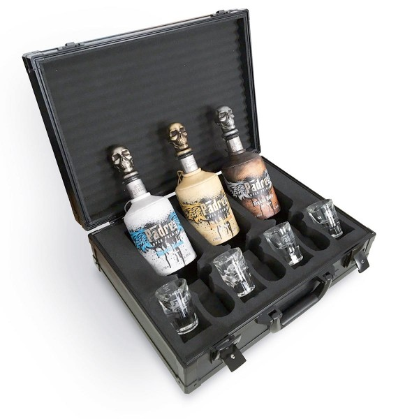 Padre Azul Tequila Luxury Selection | Limited Edition 38% (3x 0,7 l)