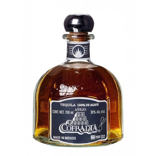 La Cofradia Tequila Añejo 38% (1 x 0.7 l)
