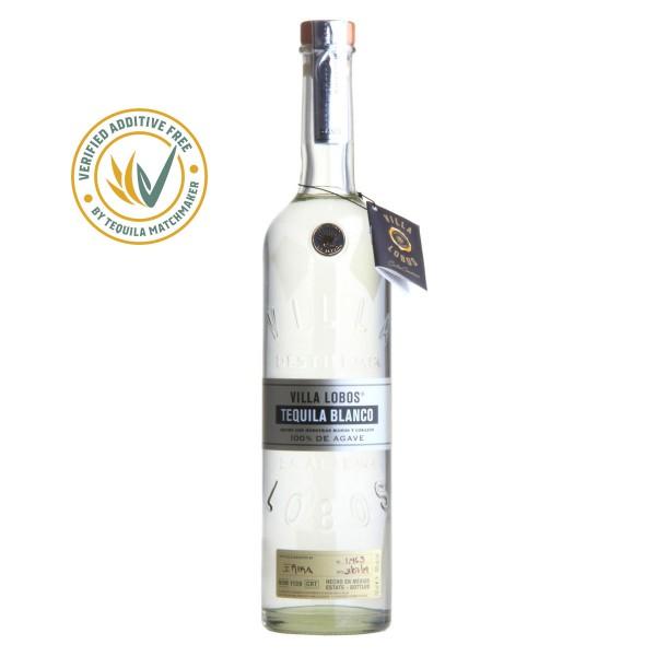 Villa Lobos Tequila Blanco 40% (1 x 0.7 l)