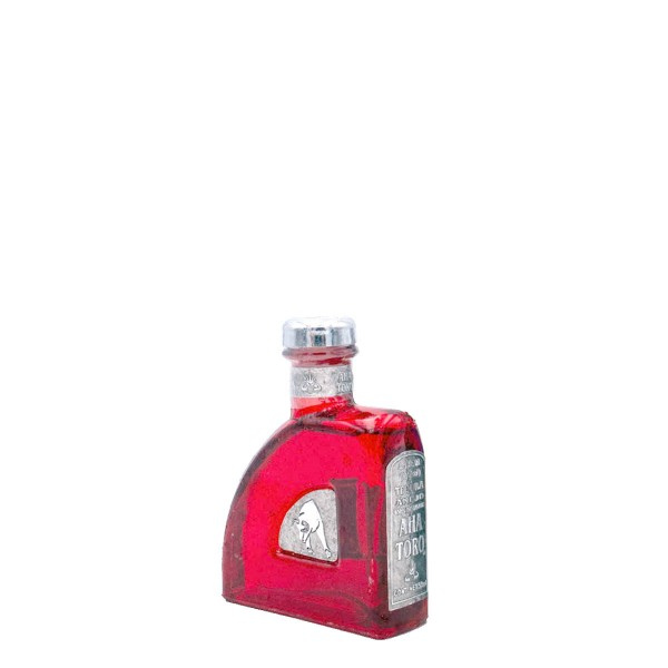 Aha Toro Tequila Añejo 40% (1x 0,05 l)