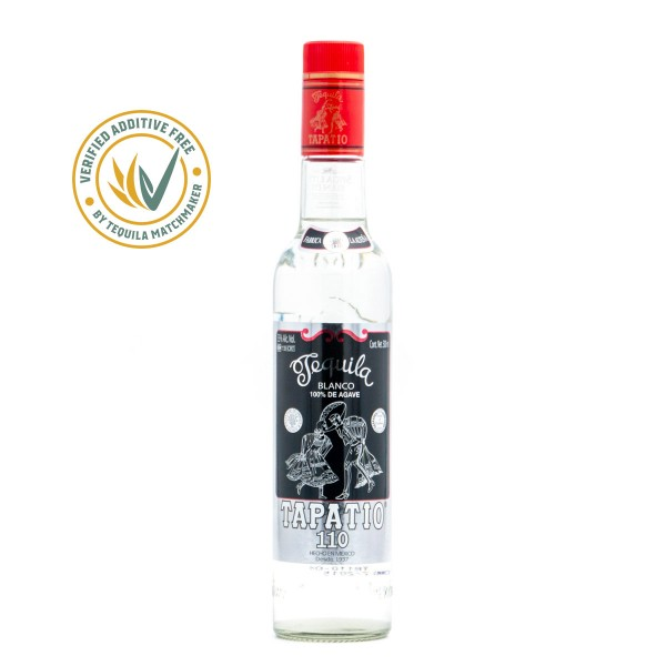 Tapatio Tequila Blanco 110 55% (1 x 0.5 l)