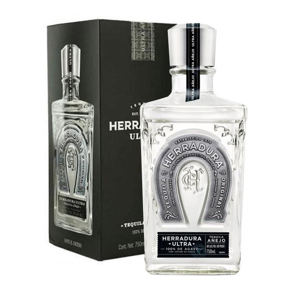 Herradura Tequila Ultra Cristalino 35% (1 x 0.7 l)