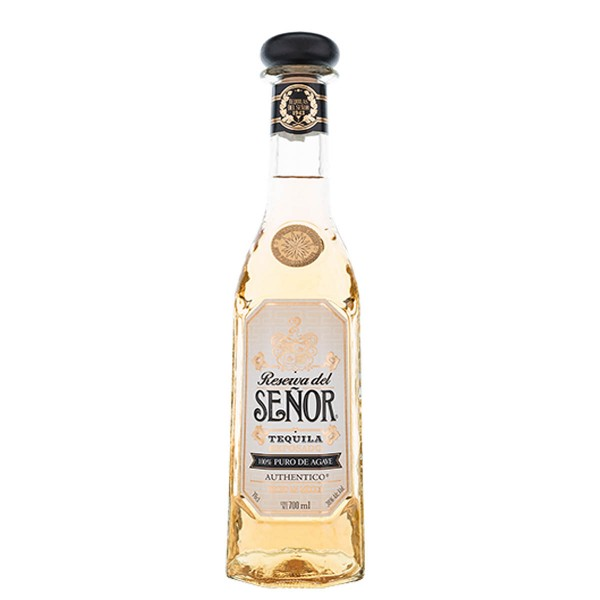 Reserva del Señor Reposado Tequila 38% (1 x 0.7)