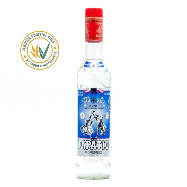 Tapatio Tequila Blanco 40% (1 x 0.5 l)