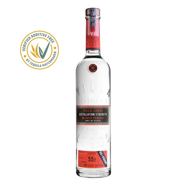 Villa Lobos Tequila Blanco 55% Distillation Strength (1 x 0.7 l)