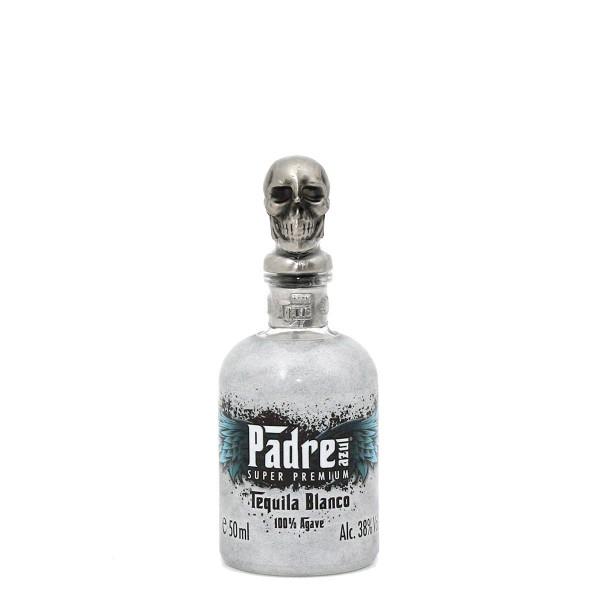 Padre Azul Blanco Tequila Miniatur 38% (1x 0.05 l)