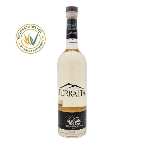 Tequila Terralta Reposado 40% (1 x 0.7 l)