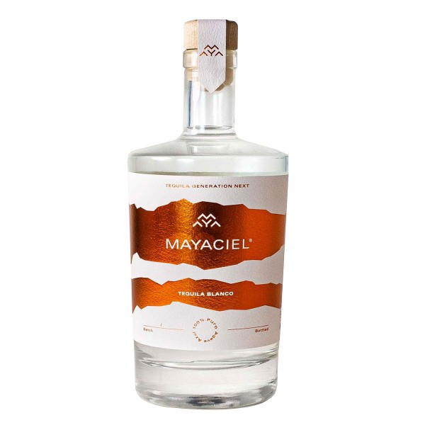 Mayaciel Tequila Blanco | Tequila Next Generation 45% (1x 0,5 l)