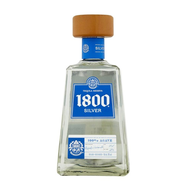 José Cuervo 1800 Tequila Blanco 38% (1 x 0.7 l)