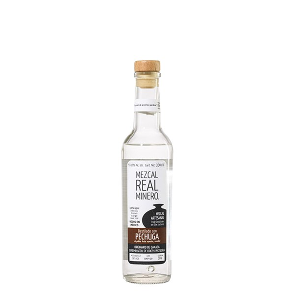 Real Minero Pechuga Mezcal 53,1% (1 x 0.35 l)