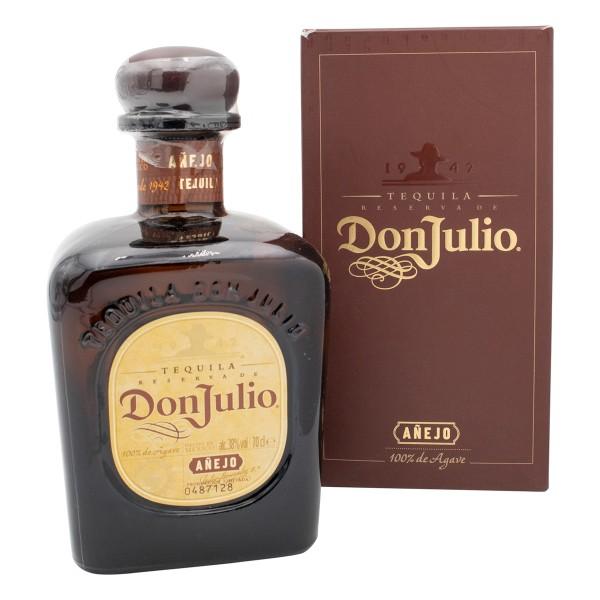 Don Julio Tequila Añejo 38% (1 x 0.7 l)