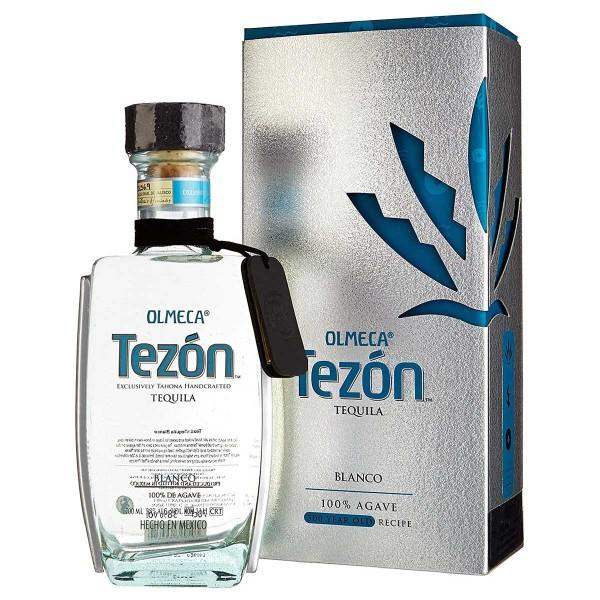 Olmeca Tezón Blanco Tequila 38% (1 x 0.7 l)