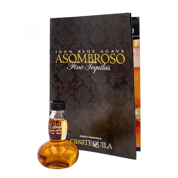 AsomBroso Ultrafino El Carbonzado Tequila Extra Añejo 40% (1 x 0.05 l)