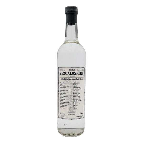 Mezcalosfera Ensamble Mezcal | 1 Destilation 49% (1 x 0.7 l)