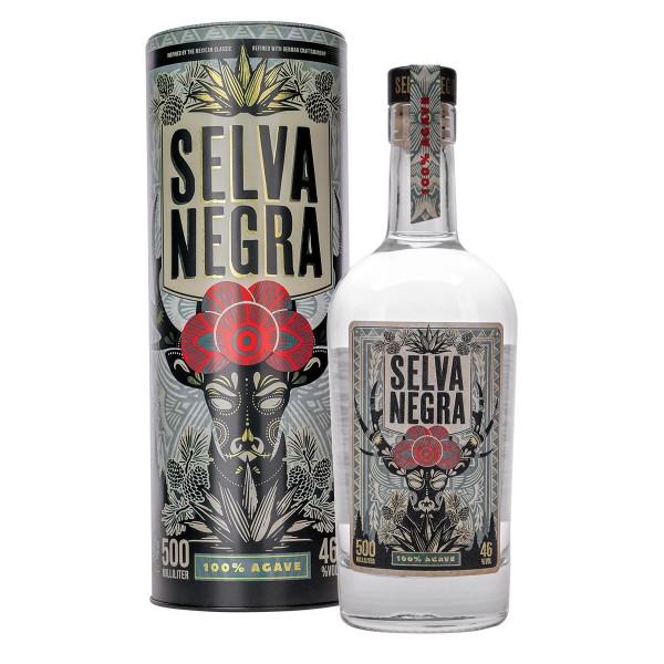 Selva Negra Agave Spirit 46% (1 x 0.5 l)