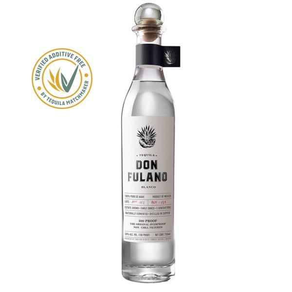 Don Fulano Blanco Fuerte Tequila 50% (1 x 0.7)