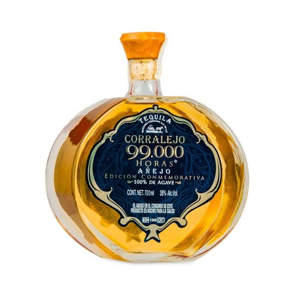 Corralejo Tequila 99,000 Horas Añejo 38% (1 x 0.7 l)