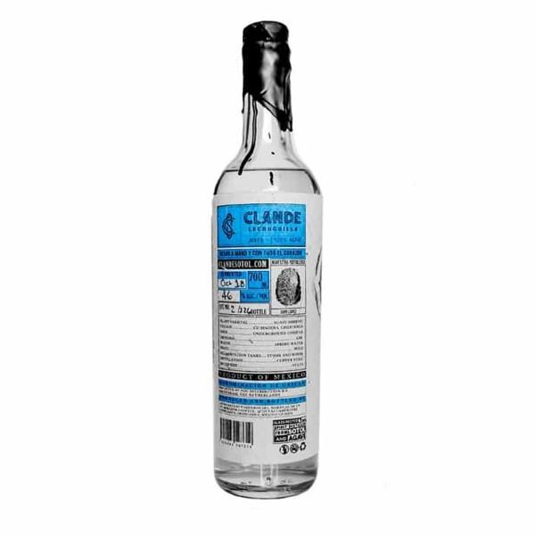 Clande Lechuguilla (Blue) Lopez/Torres 100% Agave 46% (1 x 0.7 l)