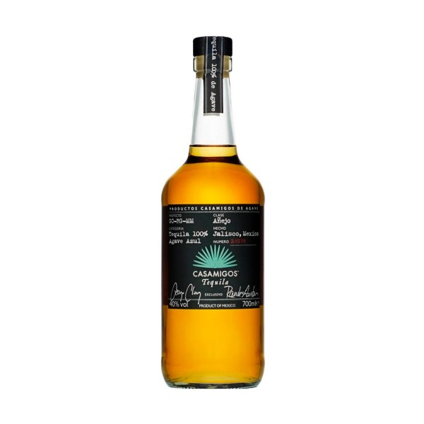 Casamigos Tequila Añejo 40% (1 x 0.7 l)