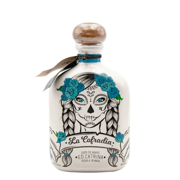 La Cofradia Edition Catrina Tequila Blanco 38% (1 x 0.7 l)