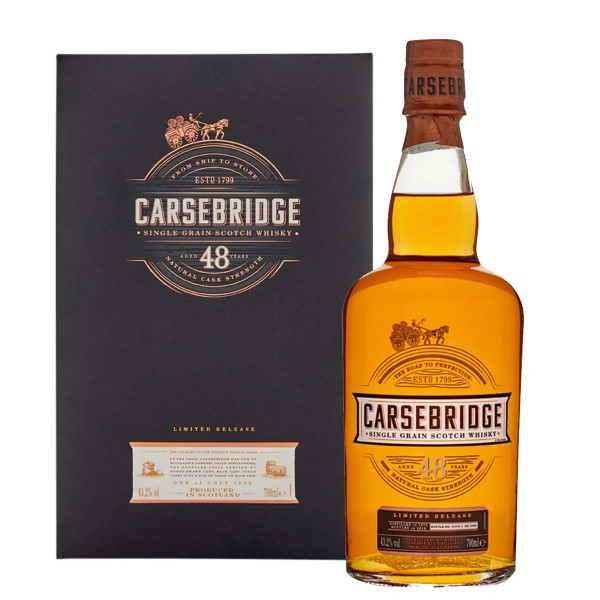 Carsebridge Whisky 1970 | 48 Jahre Special Release 2018 43,2% (1 x 0,7 l)