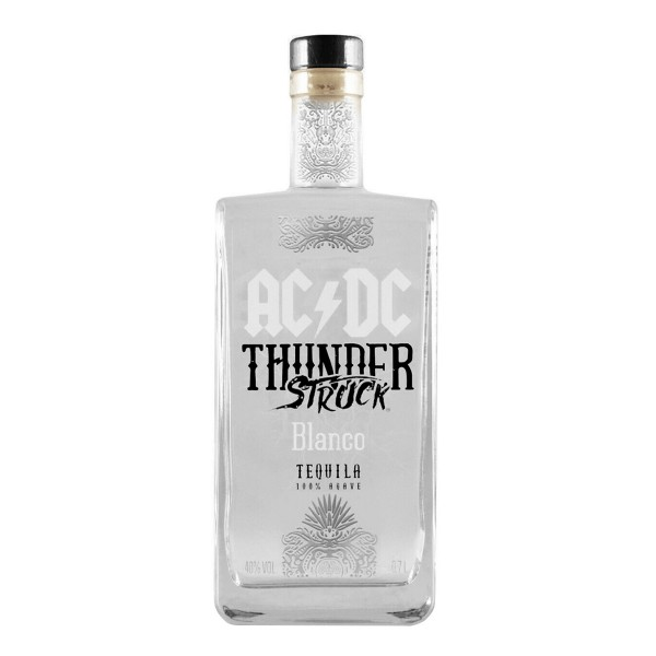 ACDC Thunderstruck Tequila Blanco 40% (1 x 0.7)