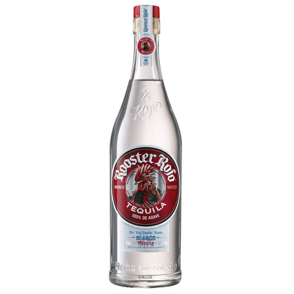 Rooster Rojo Tequila Blanco 38% (1 x 0.7 l)