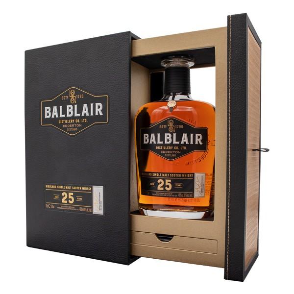 Balblair Whisky 25 Jahre | Single Malt 46% (1 x 0,7 l)