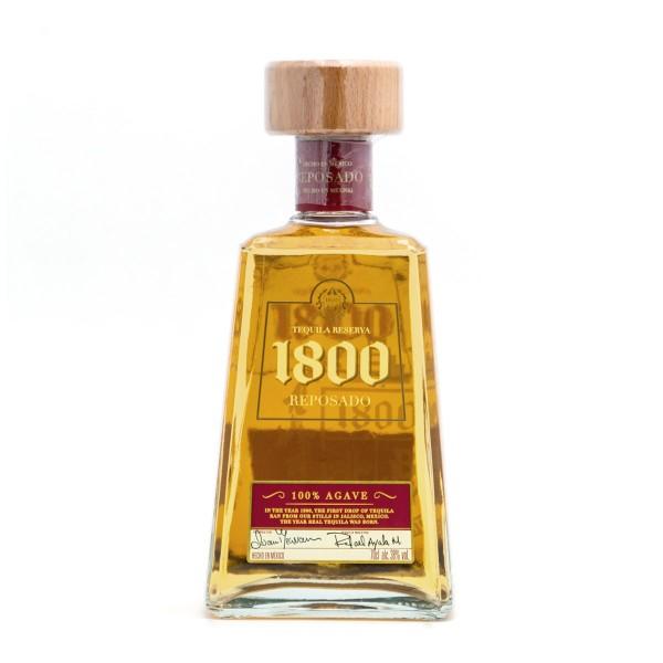 José Cuervo 1800 Tequila Reposado 38%(1 x 0.7 l)