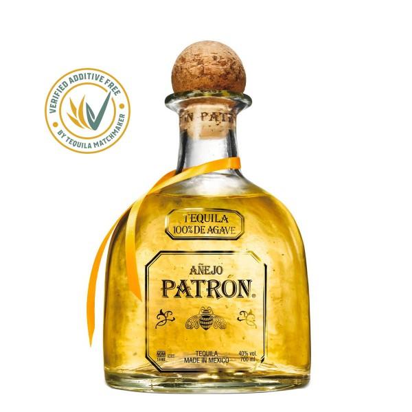 Patrón Tequila Añejo 40% (1 x 0.7 l)